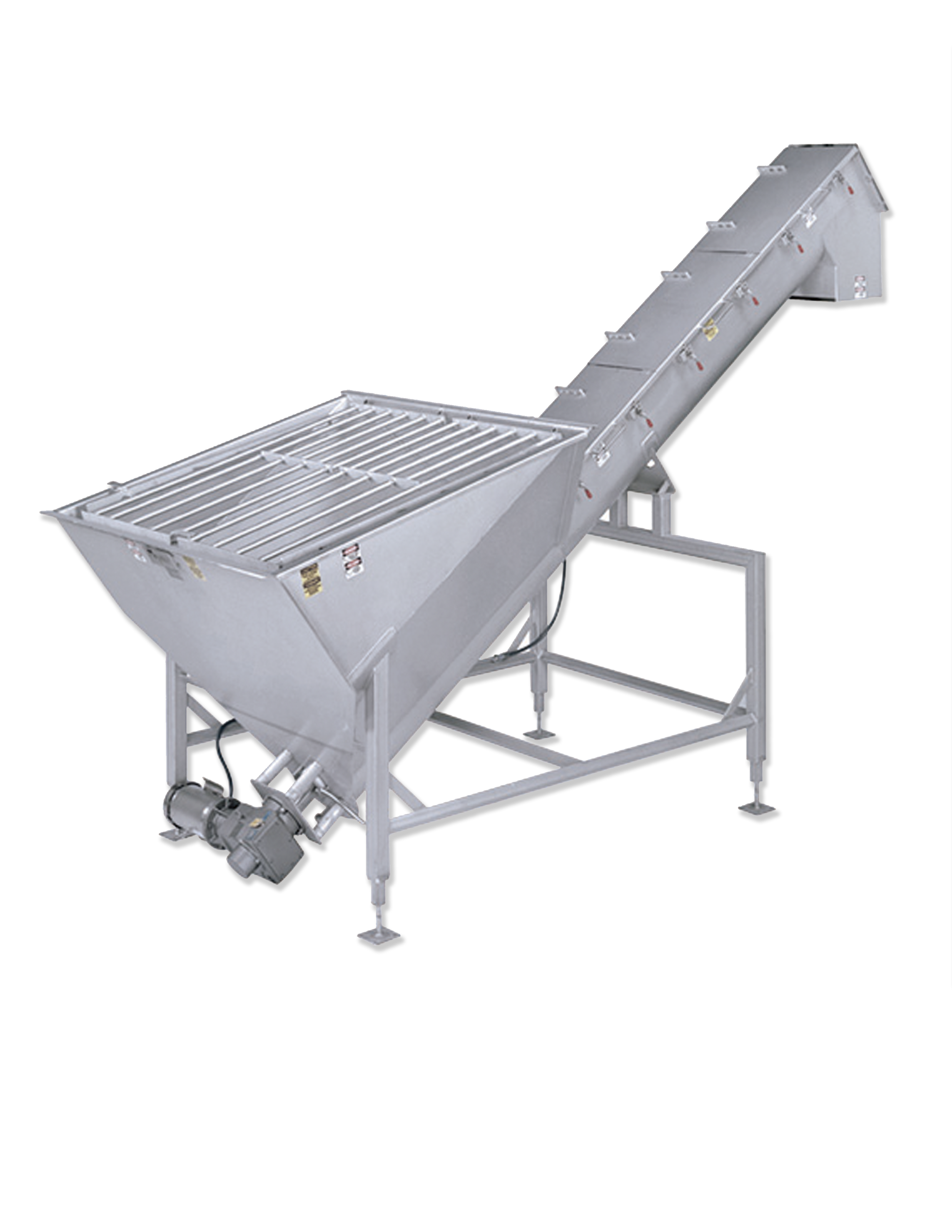 screw conveyor Lsy screw conveyor is special equipment that is in sealed circular section shell and continuous transport material via rotary palladium it is used to transport a variety of meal, granular material, small block material, such as cement, fly ash and ore fines, etc aimix lsy screw conveyor has features of compact form, small cross-sectional area, .