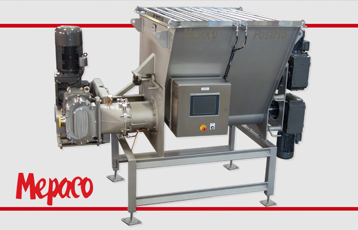 Mepaco Announces New PosiFlo Automatic Chub Loader