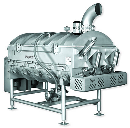 Industrial Mixer Blender