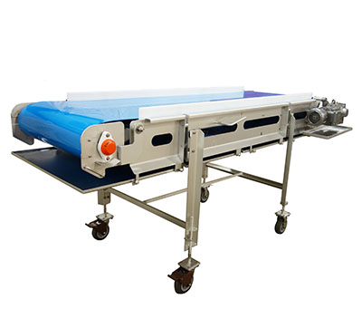 Sanitary Belt Conveyors