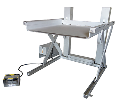 EZL2500 Model Stainless Steel Lift Platform